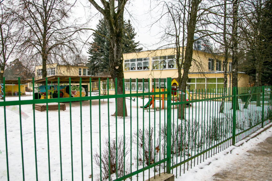 """Vilniaus darželis """"Drevinukas"""""""