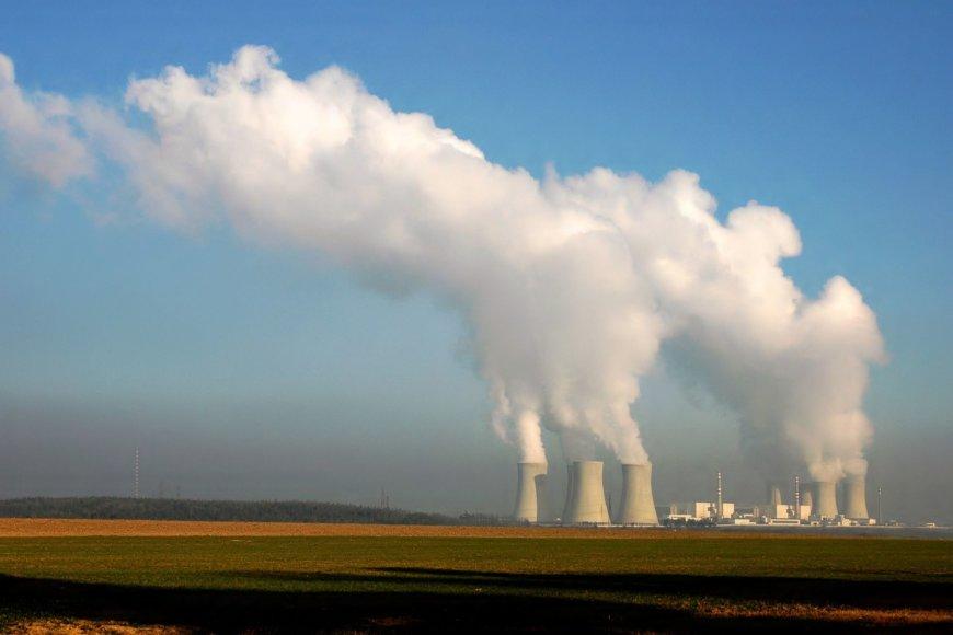 Atominė elektrinė Dukovanio mieste, Čekijoje