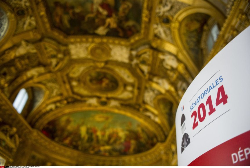 Senato rinkimai Prancūzijoje 2014 m.
