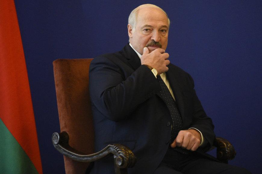 """Scanpix""/""SIPA"" nuotr./Aliaksandras Lukašenka"