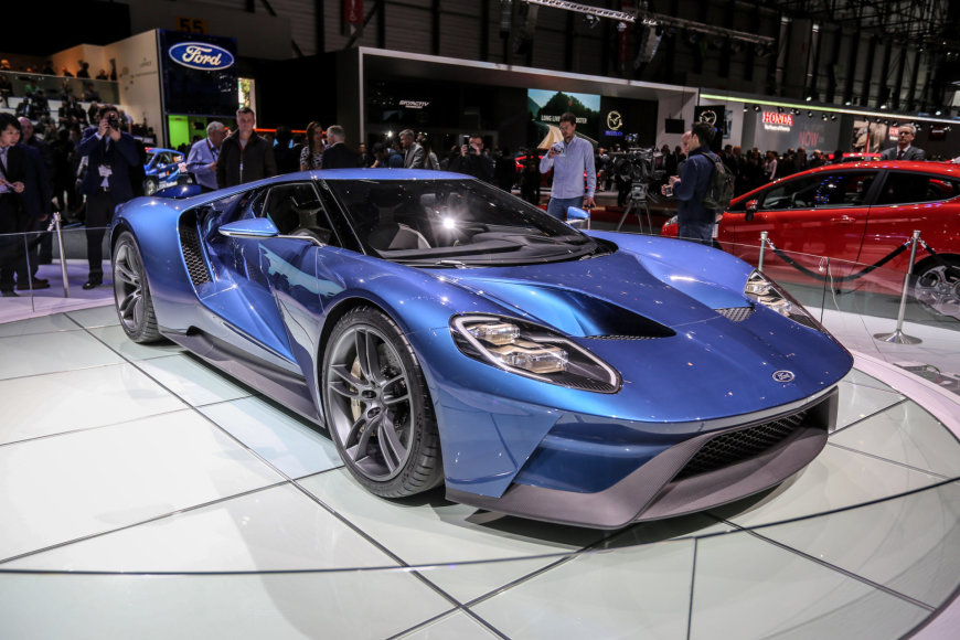 """""""Ford GT"""""""