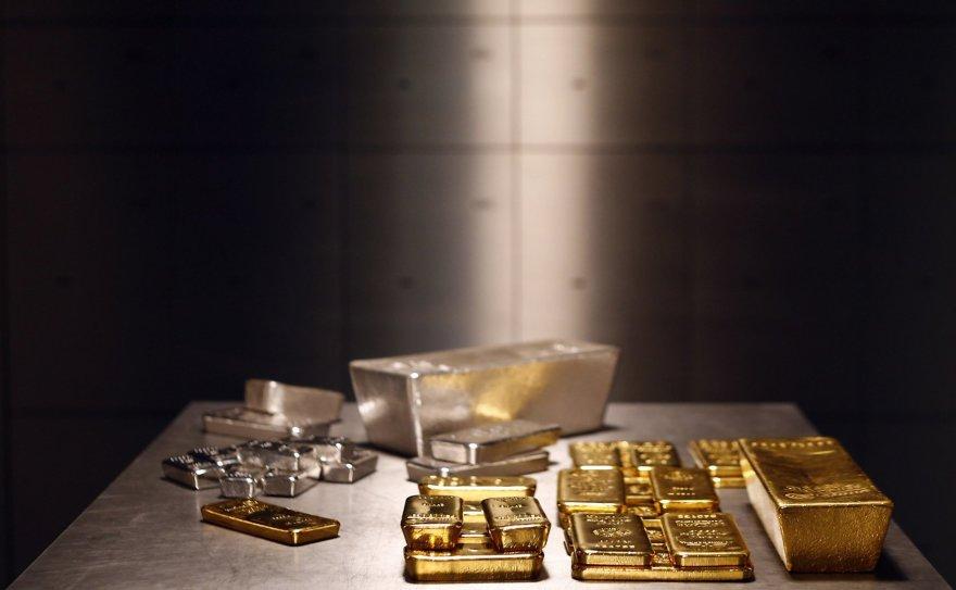 Aukso ir sidabro luitai