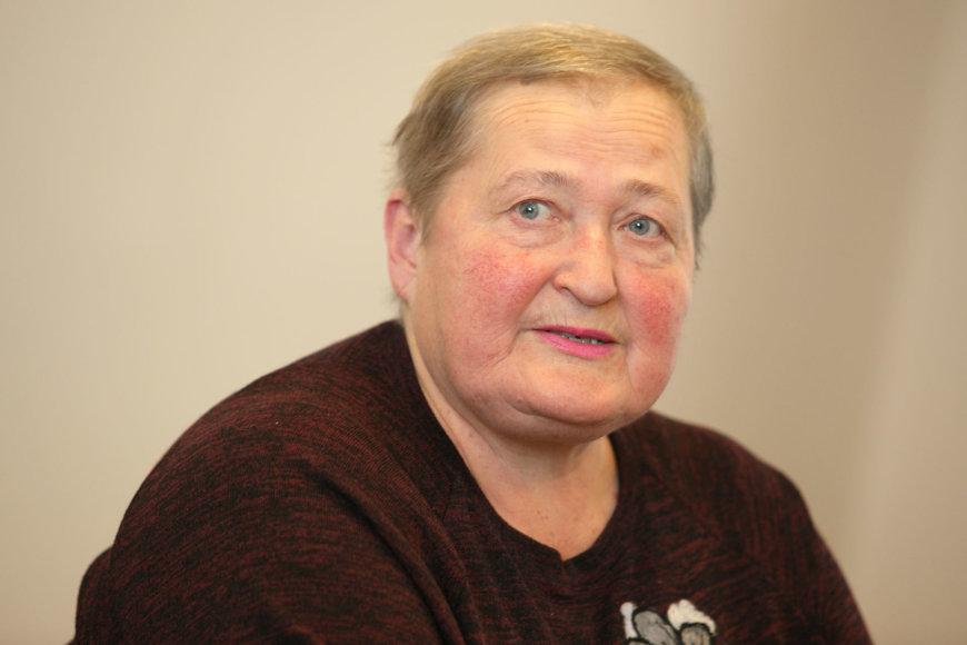 Elvyra Pažerienė