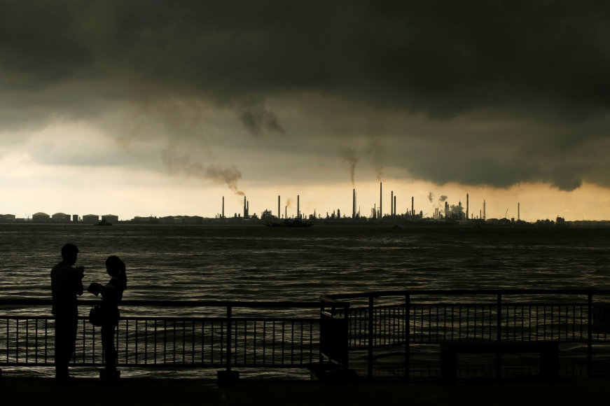 Naftos pramonė
