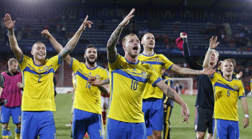 Švedijos U-21 futbolo rinktinė
