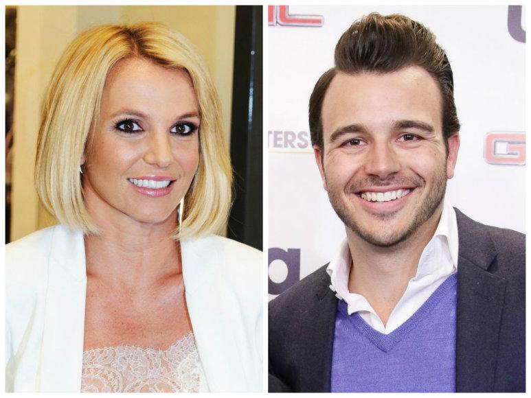 Britney Spears ir Charlie Ebersolis
