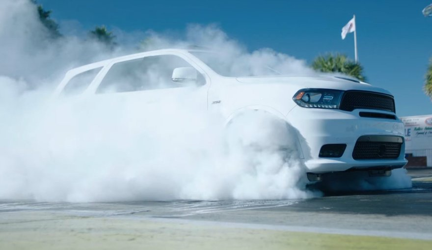"2018 ""Dodge Durango SRT"""