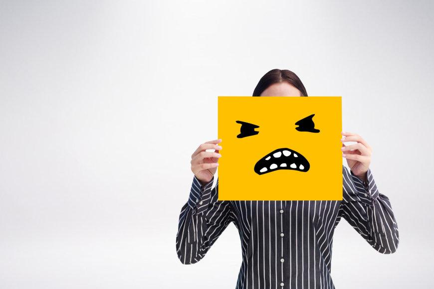 Blogos emocijos