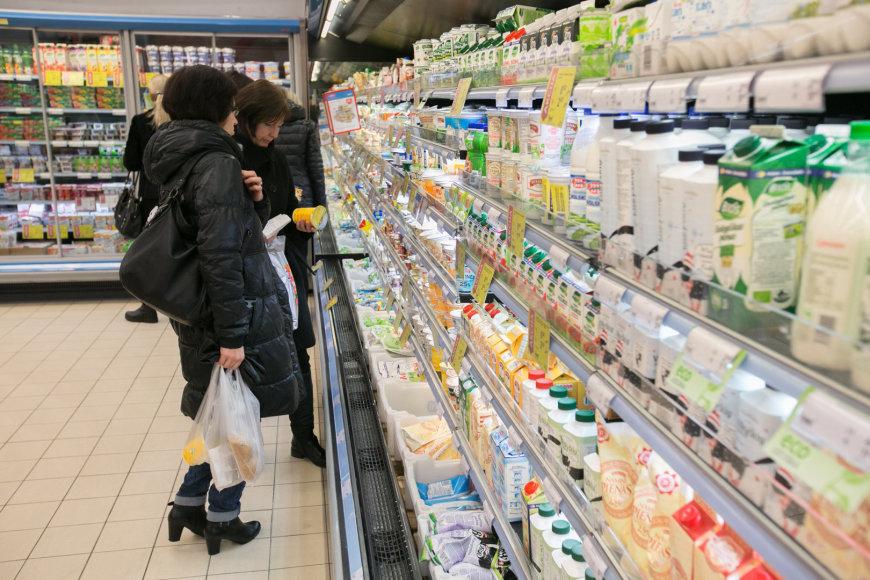 Pieno produktai