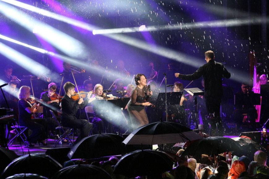 Justės Arlauskaitės-Jazzu koncertas Klaipėdoje