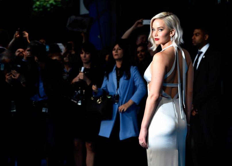 """Reuters""/""Scanpix"" nuotr./Jennifer Lawrence"