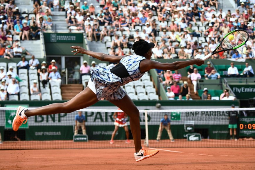 Venus Williams prieš Qiang Wang