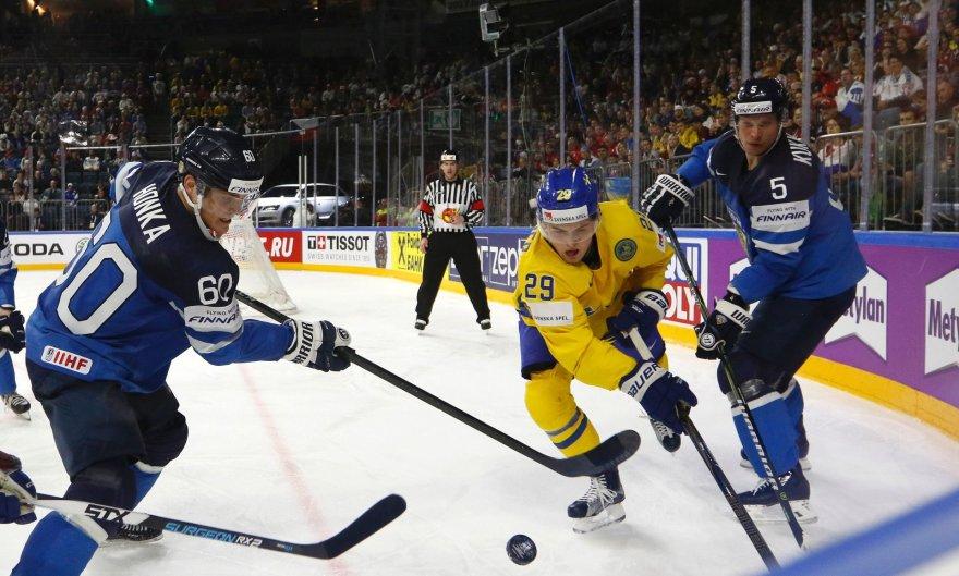 Suomija – Švedija