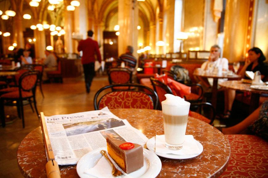 Kavos namai Vienoje