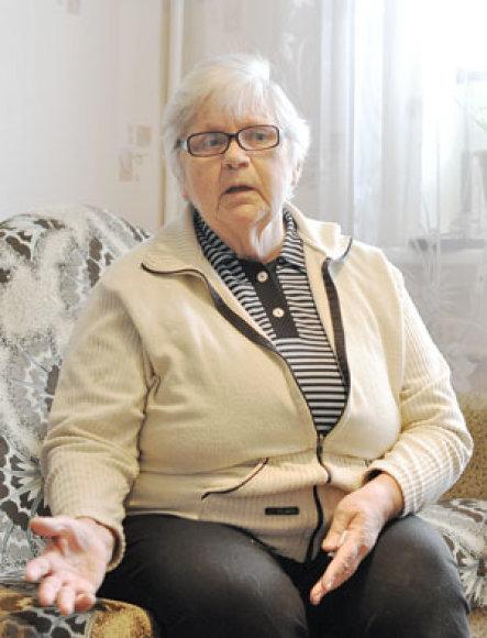 Zuzana Petrauskienė donore buvo tapusi 33 kartus.
