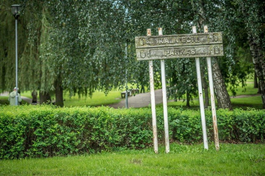 Kalniečių parkas