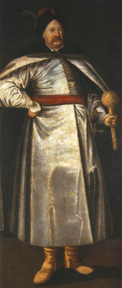 Jonušas Radvila (apie 1654 m. nežinomo dailininko tapytas portretas)