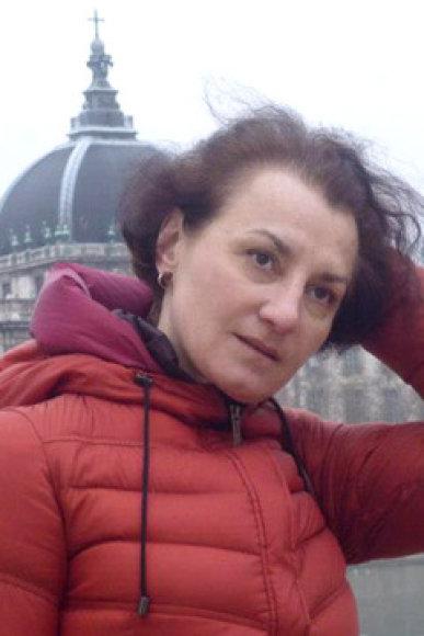 Krymietė Natalija Mirimanova dėl Krymo kaltina tik V.Putiną
