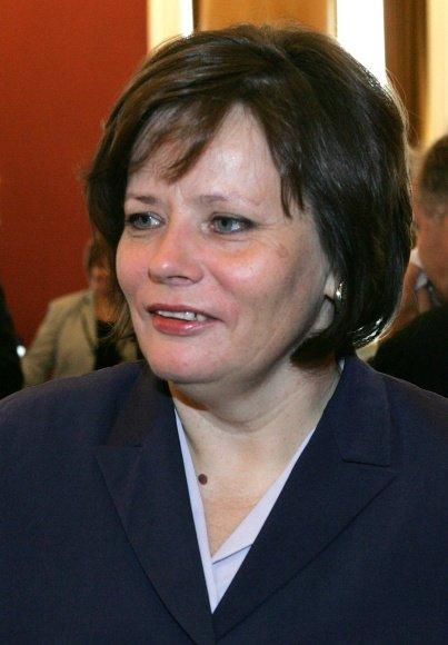 Europarlementarė Margarita Starkevičiūtė