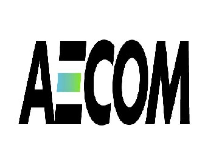 """""""Aecom"""" logotipas"""