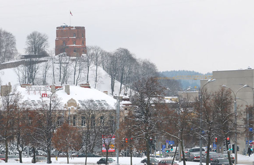 Žieminis Vilnius