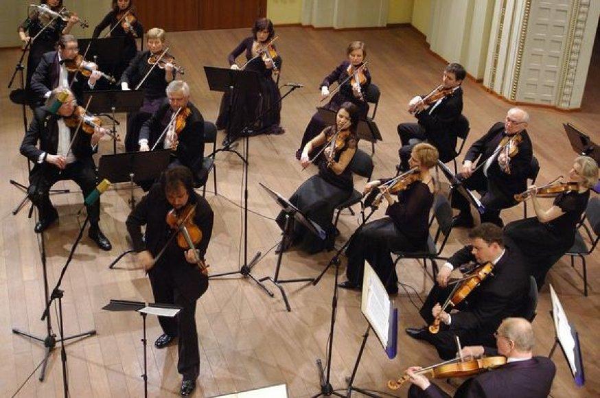 Lietuvos kamerinis orkestras su Sergejum Krylovu