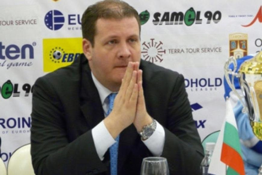 Treneris Aleksandaras Todorovas