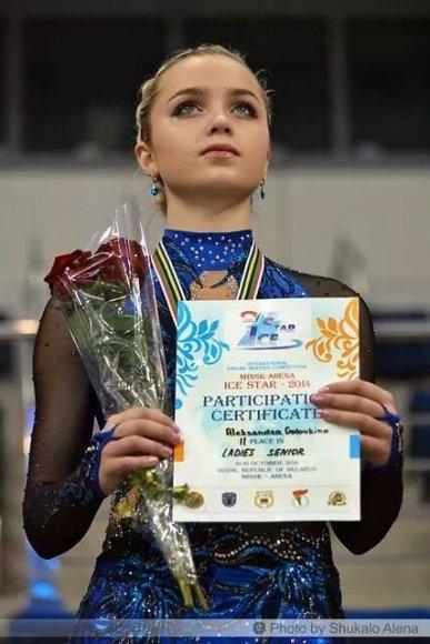 Aleksandra Golovkina