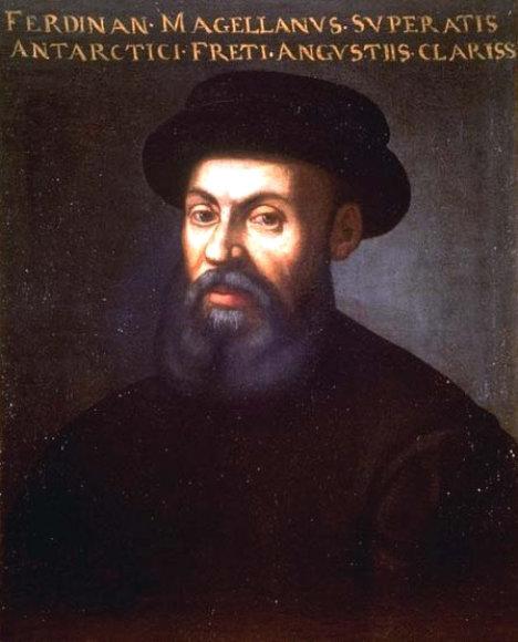 Ferdinandas Magellanas