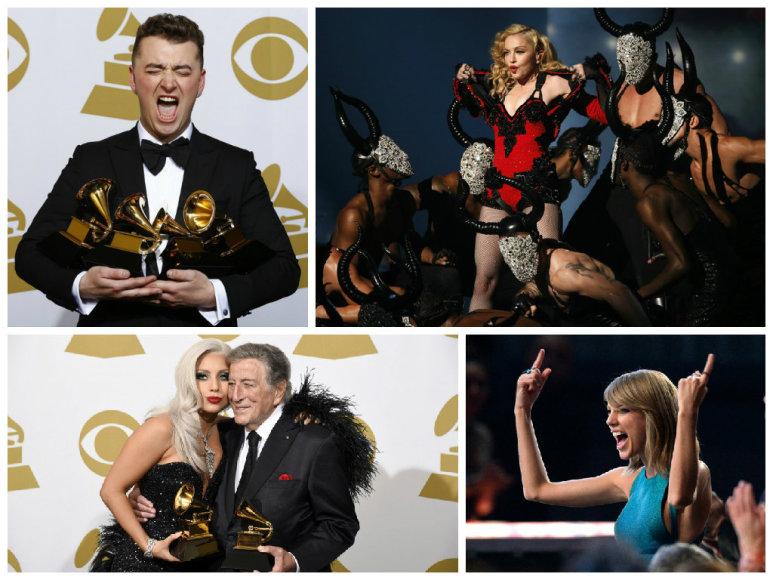 """Grammy"" apdovanojimai"