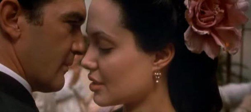 Angelina Jolie ir Antonio Banderasas