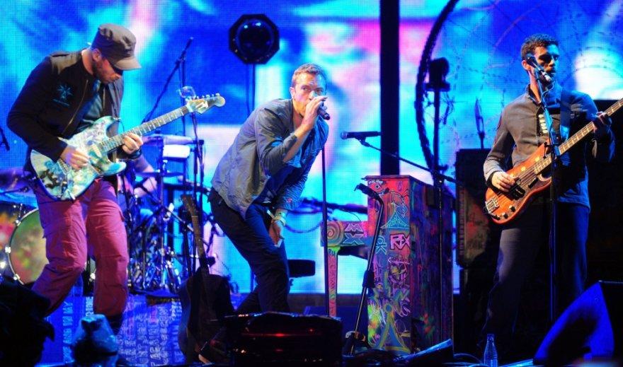 "Grupė ""Coldplay"""