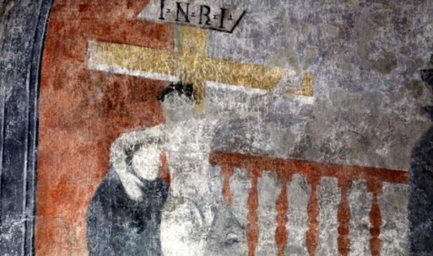Bernardinų bažnyčios sieninė tapyba