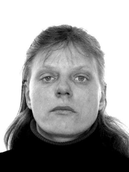 Ieškoma Kristina Barzdytė