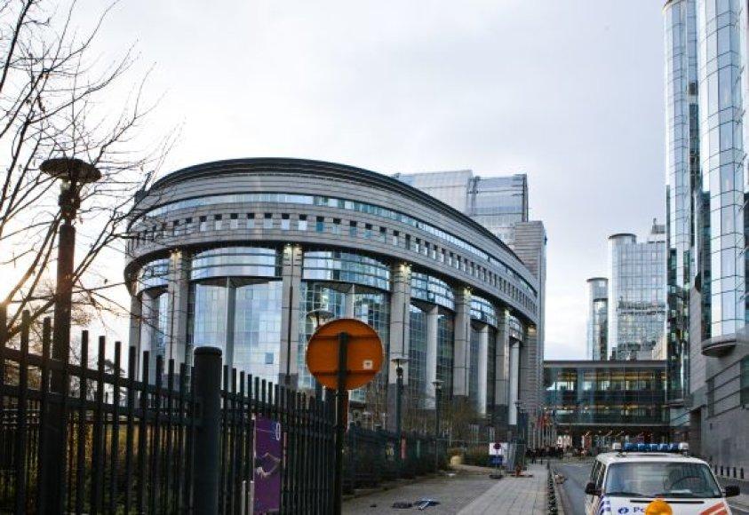 Europos Parlamento rūmai Briuselyje