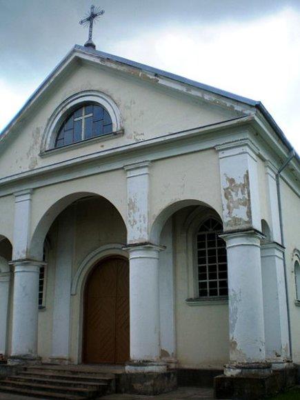 Šlapaberžės bažnyčia
