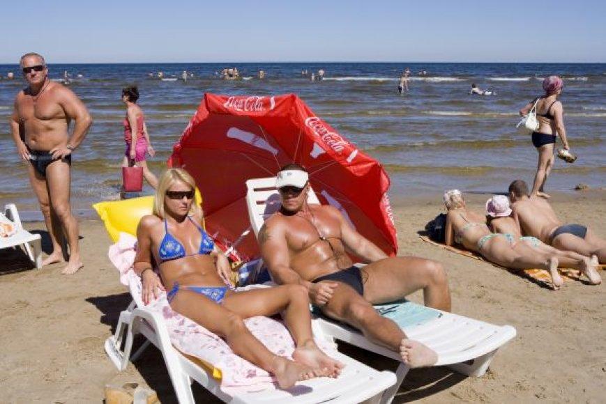 Jūrmalos paplūdimys