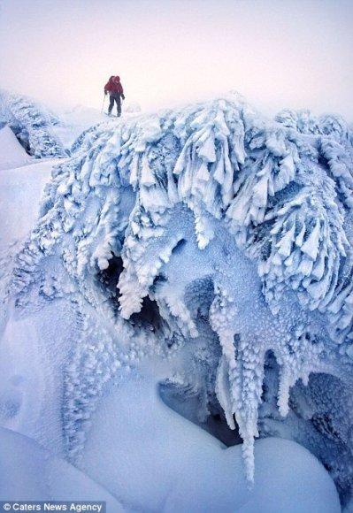 Žiema Urale