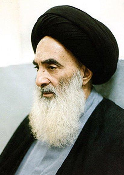 Didysis ajatola Ali al Sistanis