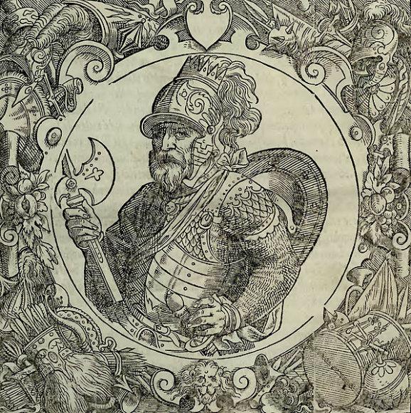 Kunigaikštis Skirgaila - pirmasis žinomas Lietuvos chirurgas
