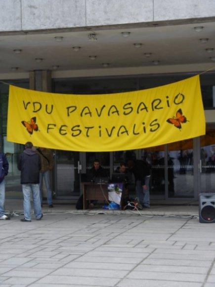 VDU pavasario festivalis
