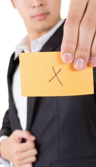 Bijoma, kad naujos taisyklės apsunkins verslo pradžią