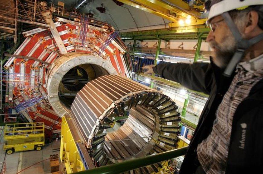 LHC darbinį režimą turėtų pasiekti per maždaug 10 metų.