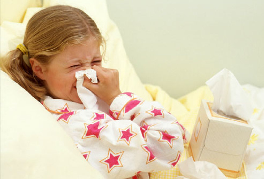 Ar išgysite nuo gripo?