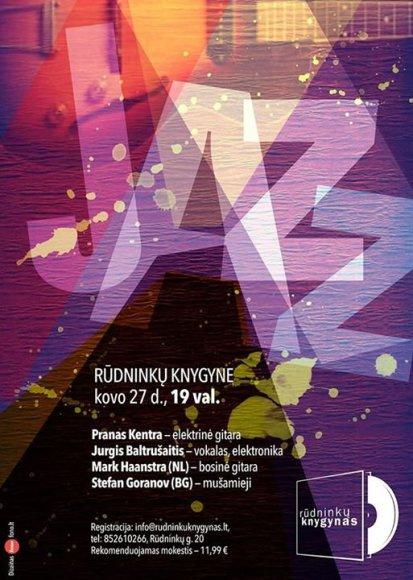 Koncertas Rūdninkų knygyne