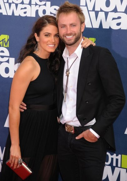 Nikki Reed su vyru Paulu McDonaldu