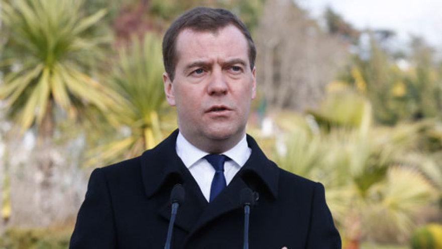 Медведев назвал ситуацию на Украине опасной для России
