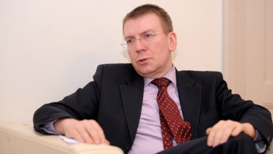 Латвия сделает все, чтобы Украина подписала договор об ассоциации с ЕС