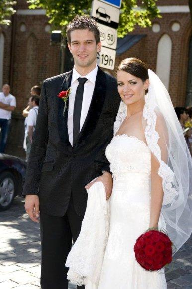 Manto ir Mingailės Kalniečių vestuvės