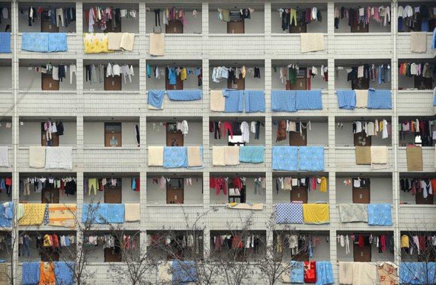 Būstai Kinijoje